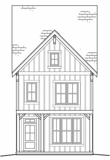 1695 Glazebrook Drive (Lot 14)