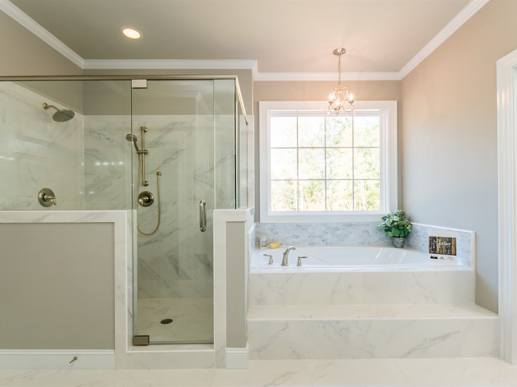 Luxurious Master Bath Designs | Walker DesignBuild