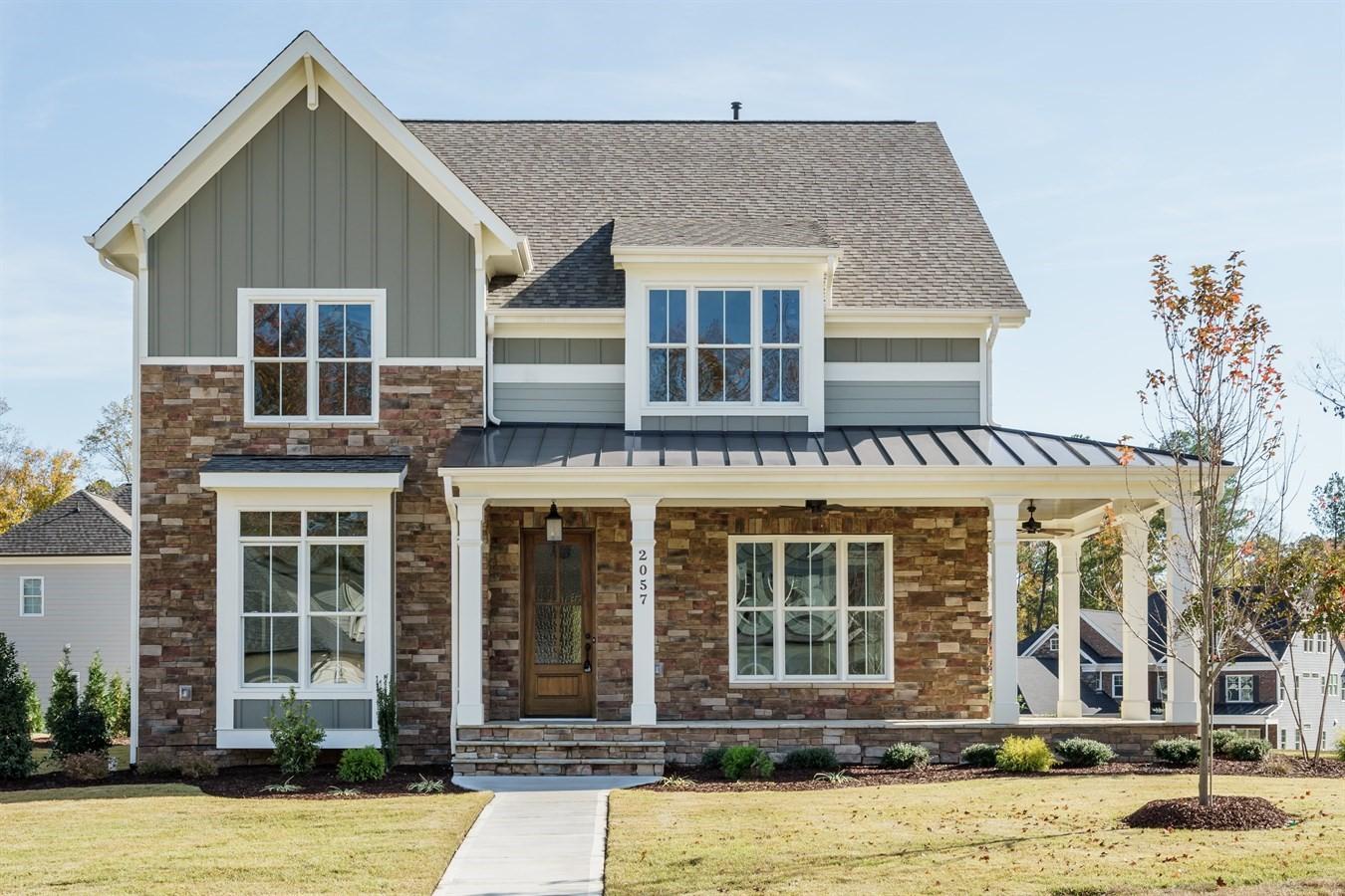 Homes Available Now In Apex 39 S Bella Casa Walker Designbuild