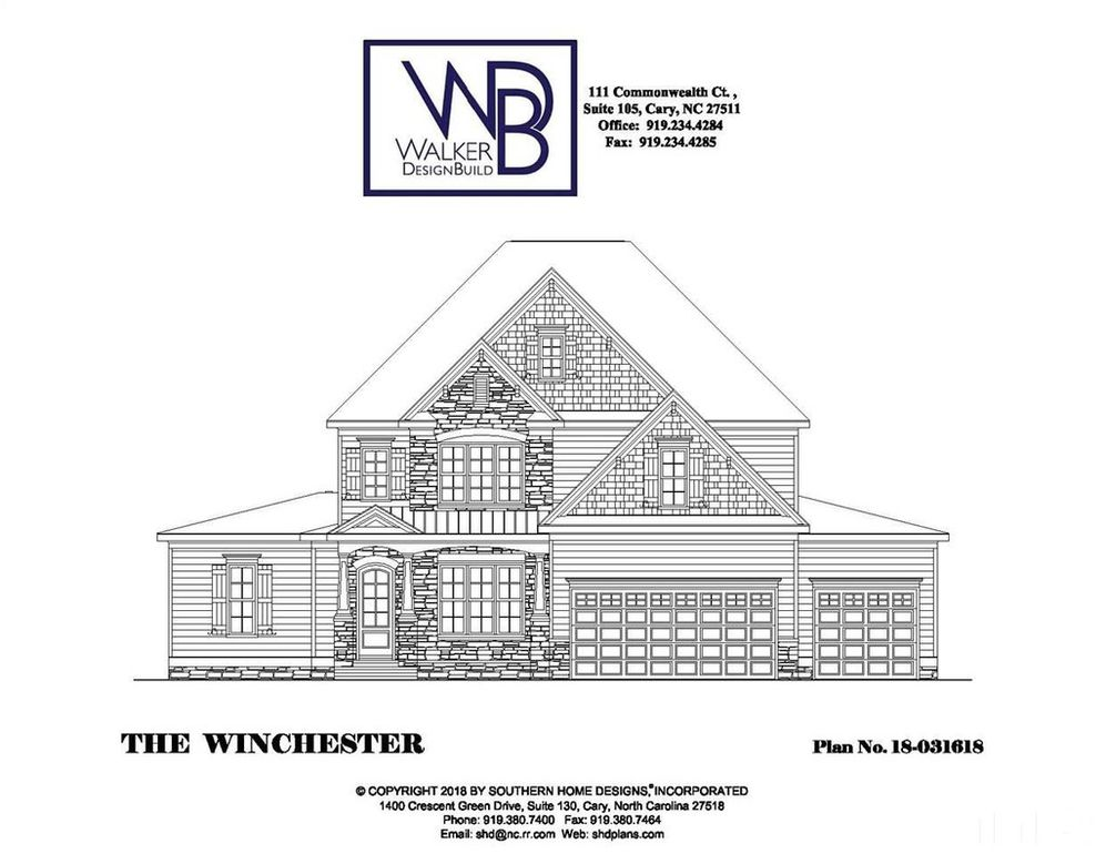 4040 Wilton Woods Place (Lot 36)