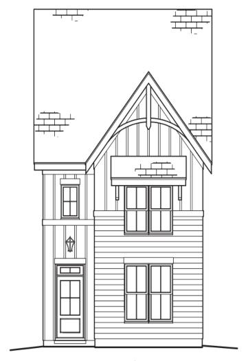1617 Glazebrook Drive (Lot 35)